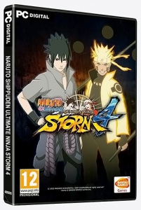 NARUTO SHIPPUDEN: Ultimate Ninja STORM 4 [Ru/Multi] (1.0/upd 2) License CODEX