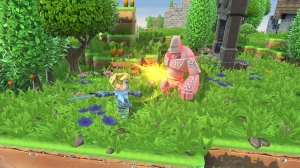 Portal Knights [Ru/Multi] (Alpha 0.1.3) SteamRip MarkusEVO (R.G. Games)