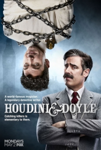 Гудини и Дойл / Houdini and Doyle (1 сезон: 1-10 серия из 10) | NewStudio