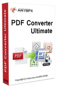 AnyMP4 PDF Converter Ultimate 3.2.26 RePack (& Portable) by TryRooM [Multi/Ru]