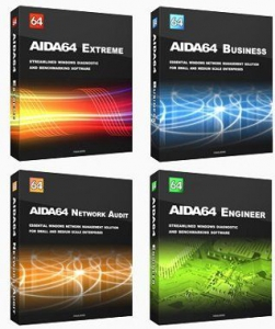 AIDA64 Extreme | Engineer | Business Edition | Network Audit 6.00.5100 (&Portable) by D!akov [Multi/Ru]
