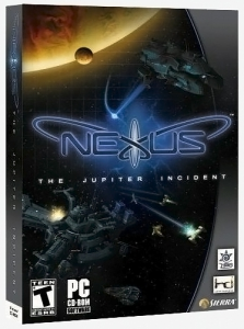 Nexus: The Jupiter Incident Remastered [Ru/Multi] (1.02) License SKIDROW