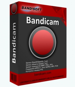 Bandicam 3.0.3.1025 Portable by KloneB@DGuY [Multi/Ru]