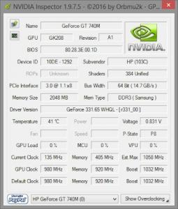 NVIDIA Inspector 1.9.8.1 [En]