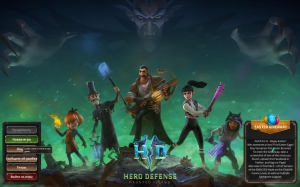 Hero Defense - Haunted Island | Steam-Rip от Let'sPlay