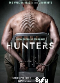 Охотники / Hunters (1 сезон: 1-13 серии из 13) | SunshineStudio