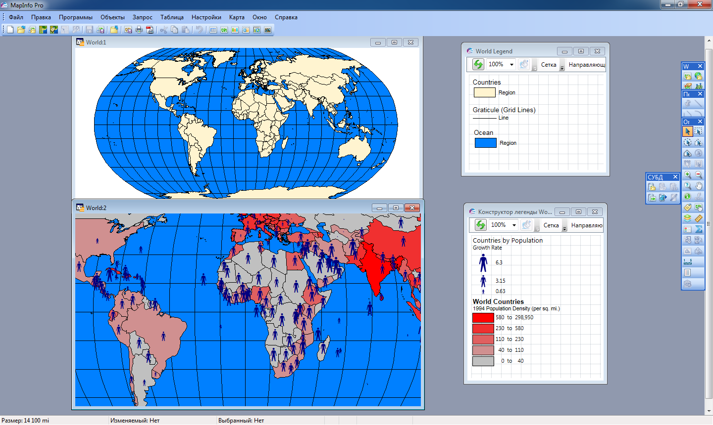 Mapinfo professional 95 not