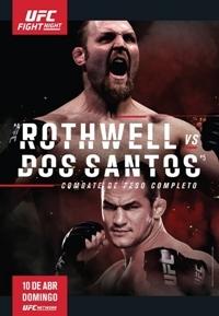 Смешанные единоборства - UFC Fight Night 86