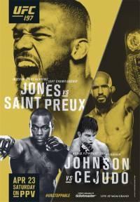 Смешанные единоборства - UFC 197: Джонс - Овинс Сент-Преукс / UFC 197: Jones vs. Saint Preux