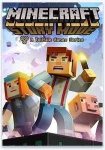 Minecraft: Story Mode - A Telltale Games Series [Ru/Multi] (1.0.0.1) Repack R.G. Catalyst [Episodes 1-5]