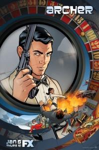 Спецагент Арчер / Archer (7 сезон 1-10 серия из 10) | IdeaFilm