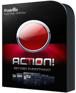 Mirillis Action! 1.30.3.0 RePack by KpoJIuK [Multi/Ru]