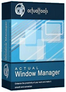 Actual Window Manager 8.8 [Multi/Ru]