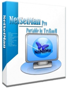NetSetMan Pro 3.7.2 Portable by TryRooM [Multi/Ru]