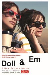 Долл и Эм / Doll and Em (1 сезон: 1-6 серия из 6) | HamsterStudio