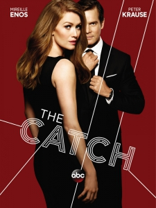Ловушка / The Catch (1 сезон 1 серия из 13) | AMEDIA