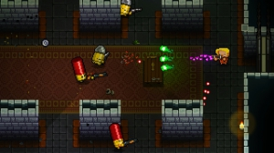 Enter the Gungeon [Ru/Multi] (1.0.1) License GOG [Collector`s Edition]