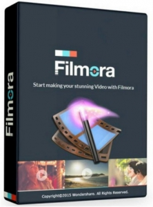 Wondershare Filmora 7.0.2 RePack by FoXtrot [Multi/Ru]