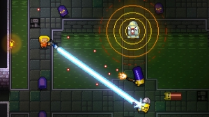 (Linux) Enter the Gungeon | License GOG