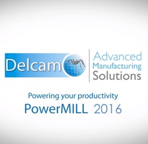 Delcam PowerMILL Pro 2016 SP10 Version 20.0.10.64.1187259 [Multi/Ru]