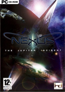 Nexus: The Jupiter Incident HD [Ru/Multi] (1.02) License GOG