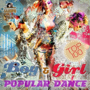 VA - Popular Dance Boy And Girl