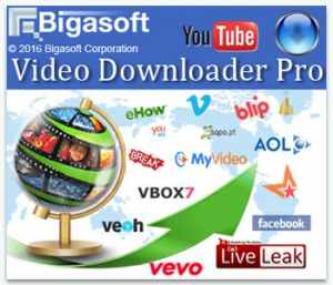 Bigasoft Video Downloader Pro 3.11.4.5942 [Multi]