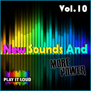 VA - New Sounds & More Power Vol. 10
