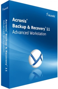 Acronis Backup Advanced Workstation / Server 11.7.44421 + BootCD [Ru/En]