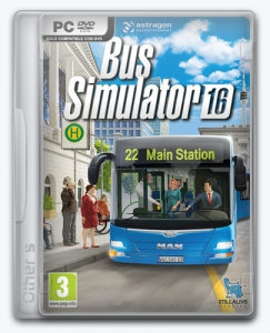Bus Simulator 16 [Ru/Multi] (1.0.0.768.7023) License HI2U