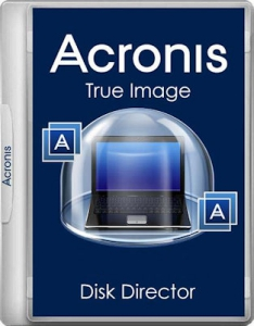 Acronis True Image 19.0.6559 / Disk Director 12.0.3270 (x86/x64/UEFI) [Ru]