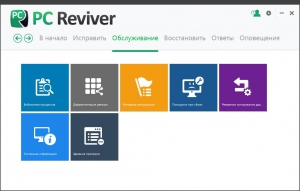 ReviverSoft PC Reviver 2.8.1.2 RePack by Manshet [Multi/Ru]