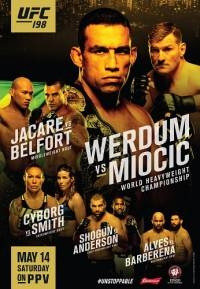 Смешанные единоборства - UFC Fight Night 198 | МатчТВ
