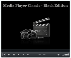 Media Player Classic - Black Edition 1.4.6.1465 Beta + Portable [Multi/Ru]