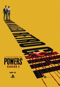 ���������������� / Powers (2 ����� 1-10 ����� �� 10) | ColdFilm