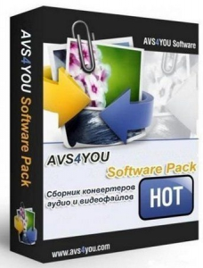 All AVS4YOU Software in 1 Installation Package 3.1.1.131 [Multi/Ru]