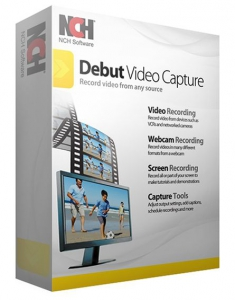 Debut Video Capture Pro 3.01 RePack by 78Sergey [Ru]