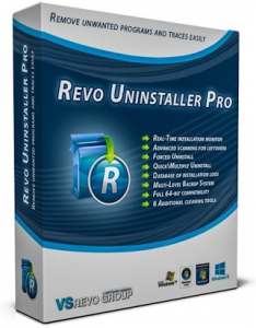 Revo Uninstaller Pro 3.1.6 RePack (& portable) by KpoJIuK [Multi/Ru]