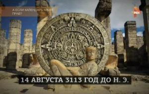 Самые шокирующие гипотезы. А если календарь майя прав?