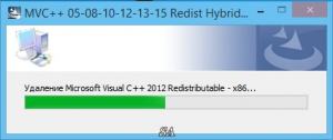 Microsoft Visual C++ 2005-2008-2010-2012-2013-2015 Redistributable Package Hybrid x86 & x64 (сборка от 09.05.2016) [Ru]