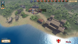 Blood & Gold: Caribbean! [Ru/En] (2.055) License GOG