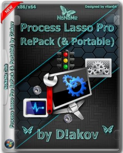 Process Lasso Pro 8.9.8.6 Final RePack (& Portable) by D!akov [Multi/Ru]