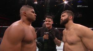 Смешанные единоборства - UFC Fight Night 87