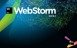 JetBrains WebStorm 2016.1.2 Build #WS-145.971 [En]