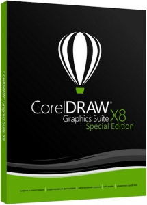 CorelDRAW Graphics Suite X8 18.0.0.450 HF1 Special Edition RePack by -{A.L.E.X.}- [Multi/Ru]