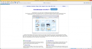 GreenBrowser 6.9.0517 + Portable [Multi/Ru]