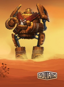 Goliath [Ru/En] (1.0.2) License HI2U