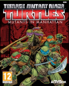Teenage Mutant Ninja Turtles: Mutants in Manhattan [En/Multi] (1.0) License CODEX