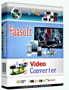 Faasoft Video Converter 5.4.3.5989 [Multi/Ru]