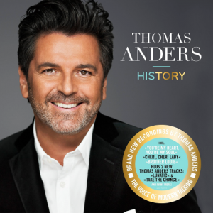 Thomas Anders - History (Deluxe Edition)